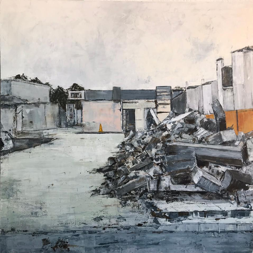 Destruction site part 1
