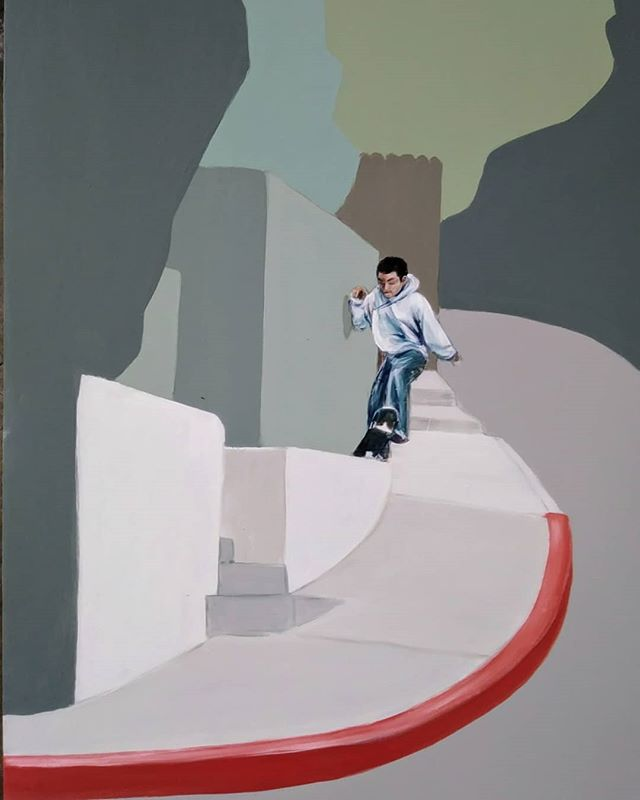 Narrow Slide