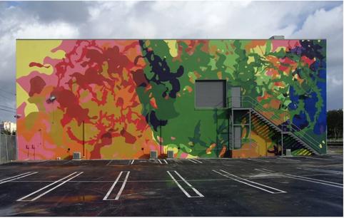 West Palm Beach Mural 2006