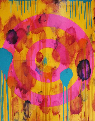 Pop Target (Yellow Ground 2)