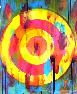 Pop Target #M4
