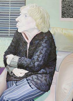 In Milieu (Portrait of Paule Anglim)
