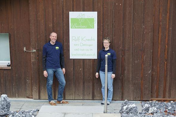 Rolf und Tanja Knecht Döttingen