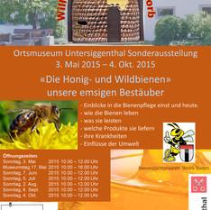 Honig- und Wildbienen