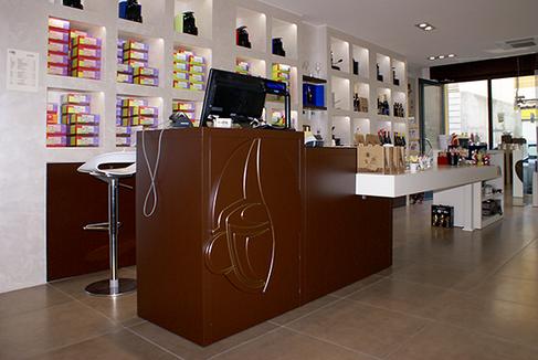 Bancone negozio