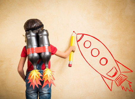 ¿Cómo liberar la creatividad de los niños?