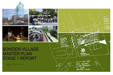 Brecknock Consulting | cultural planning | cultural advisors | cultural master plan | Bowen Village master plan | design guidelines