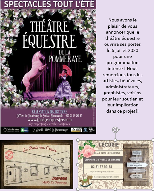spectacle equestre 1 2020