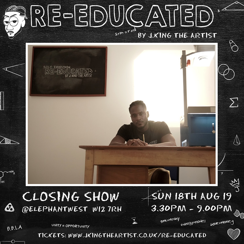 Re-Educated: Closing Show