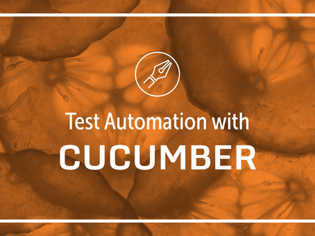 Test Automation with Cucumber