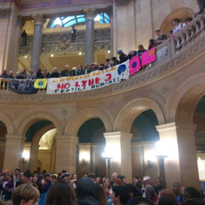Rally at State Capitol