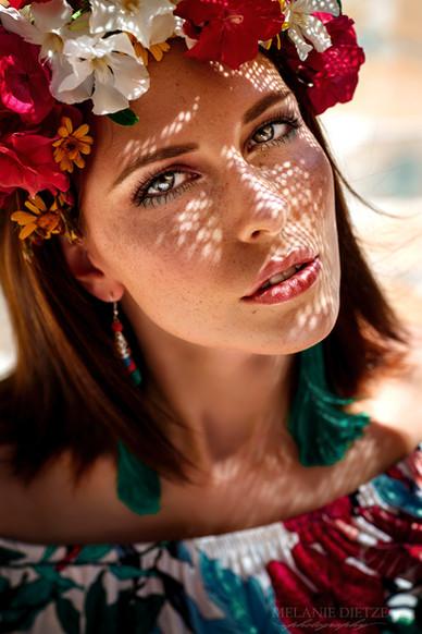 Photographer/Edit/Hair/Make up: Melanie Dietze Model: Lisa