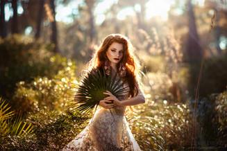 Photographer/Edit/Hair/Make up: Melanie Dietze Model: Kristina Dress: Lady CaroLynn