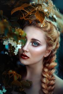 Photographer/Edit/Hair/Make up: Melanie Dietze Model: Nathalie