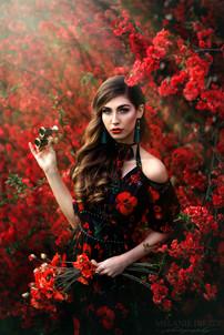 Photographer/Edit/Hair/Make up: Melanie Dietze Model: Isabell