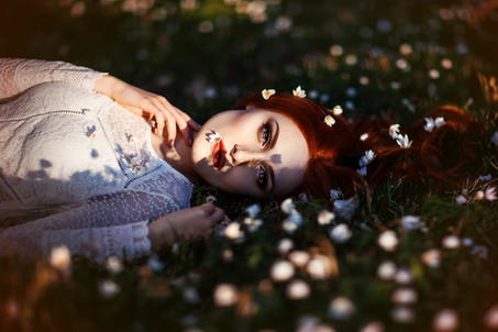 Photographer/Edit/Hair/Make up: Melanie Dietze Model: Andrea