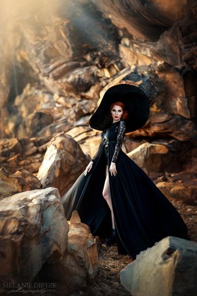 Photographer/Edit/Hair/Make up: Melanie Dietze Model: Elisabeth Dress: Lady CaroLynn