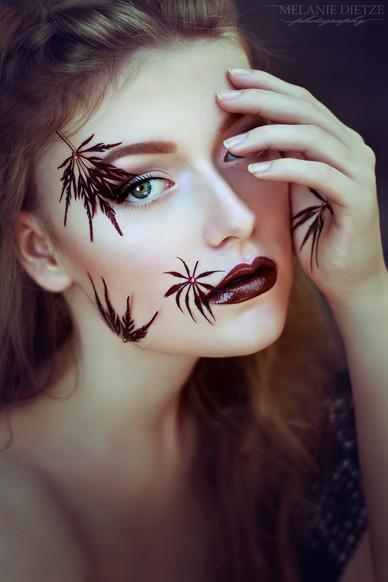 Photographer/Edit/Hair/Make up: Melanie Dietze Model: Anna