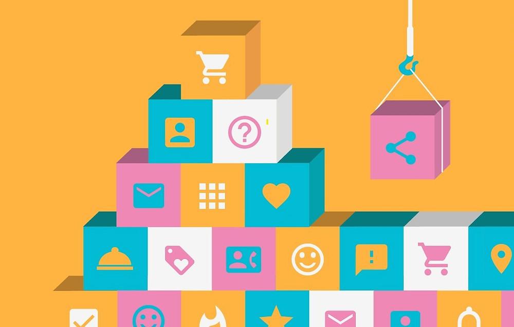 Building Blocks of customer insights marketing intelligence CDP