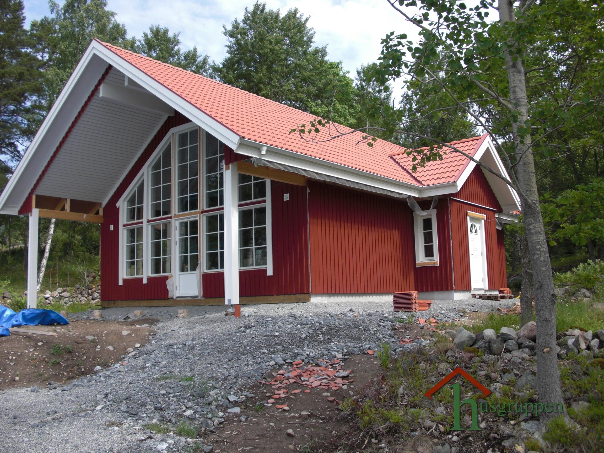 1,5-planshus 112,5 m² (Loft)