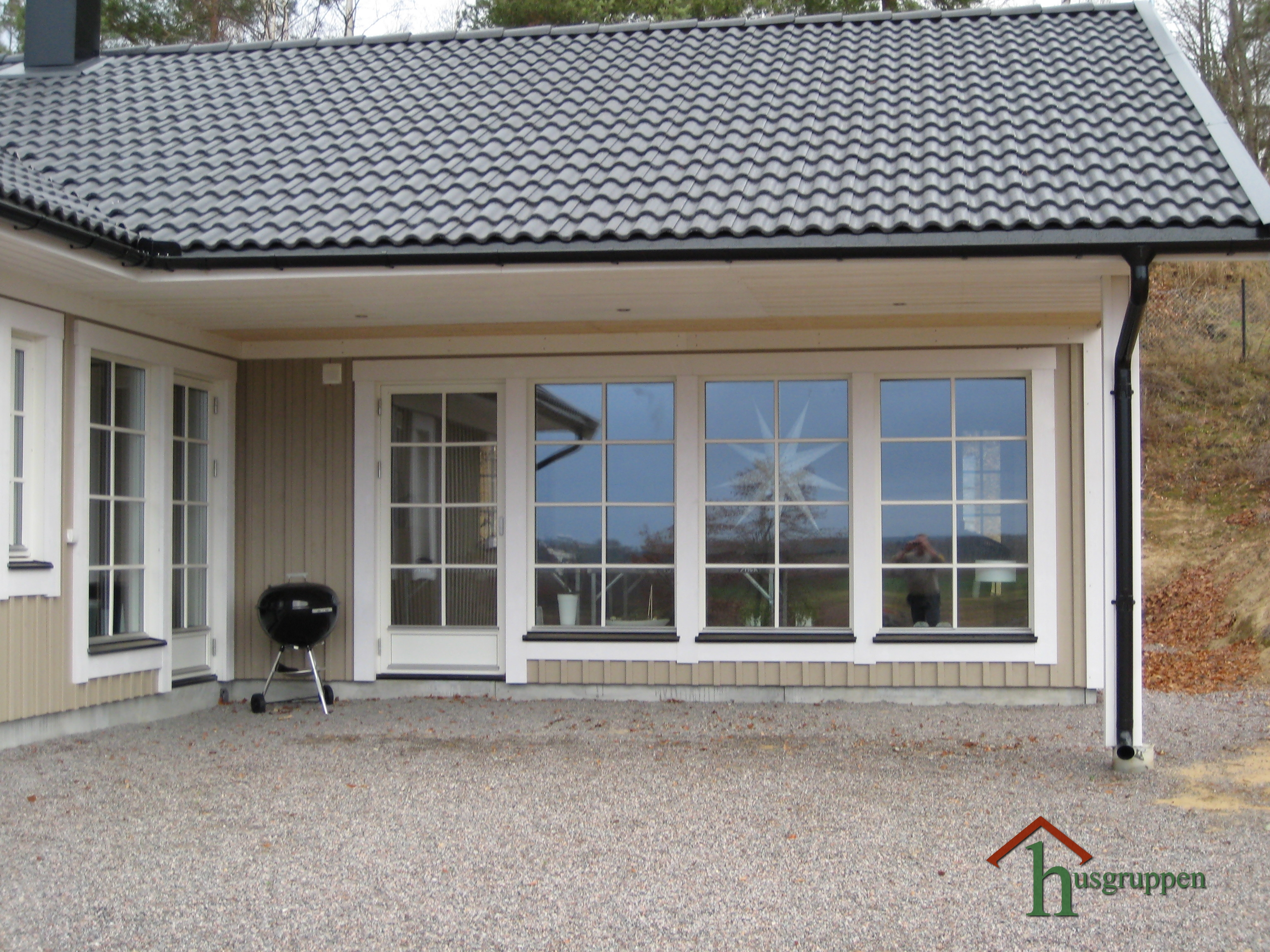 Enplanshus 142 m²²