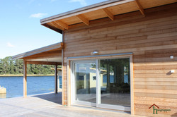 Enplanshus vinkel 206 m²
