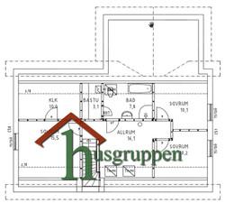 1,5-planshus 185 m²
