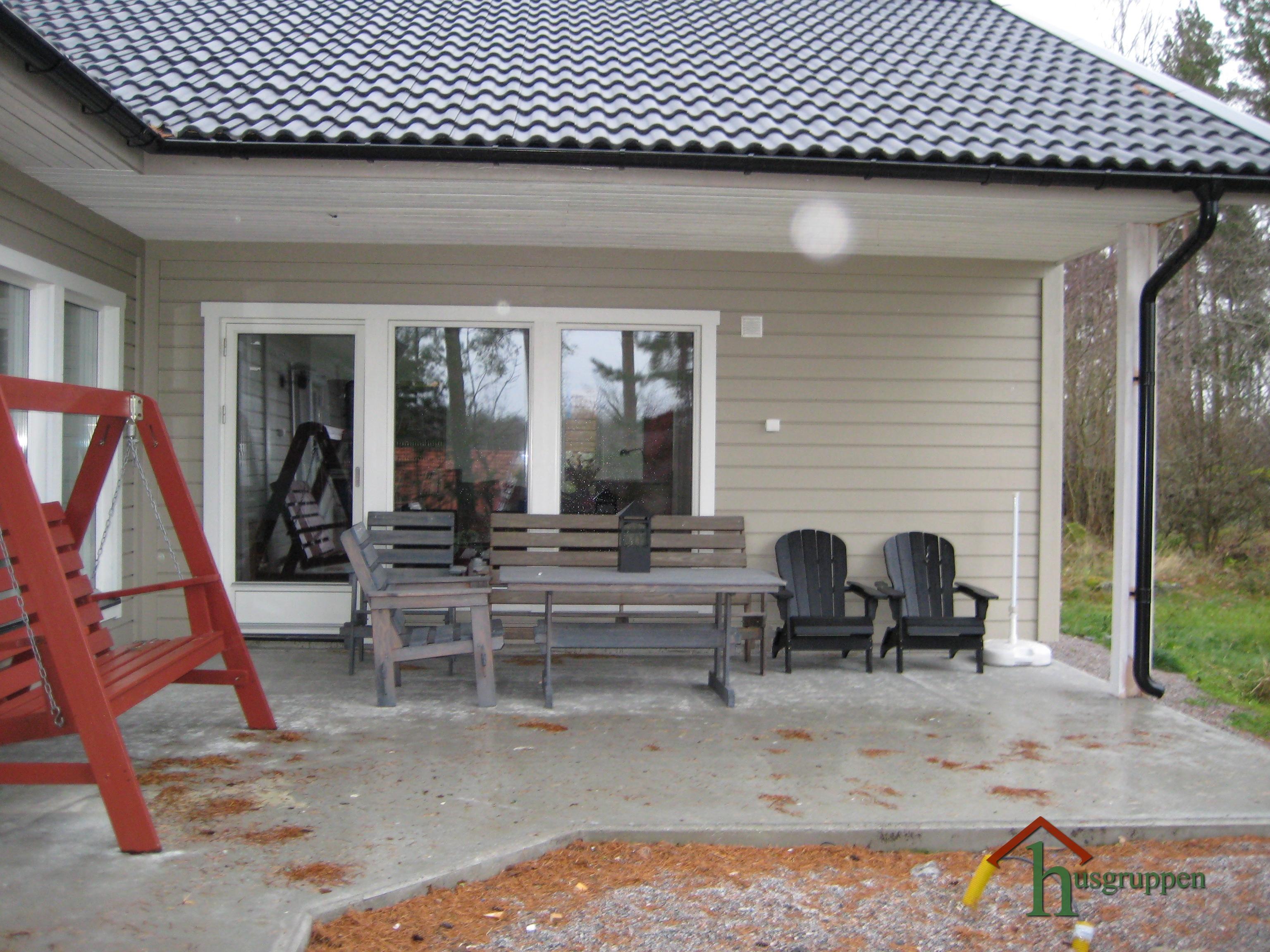 Enplanshus 175 m²