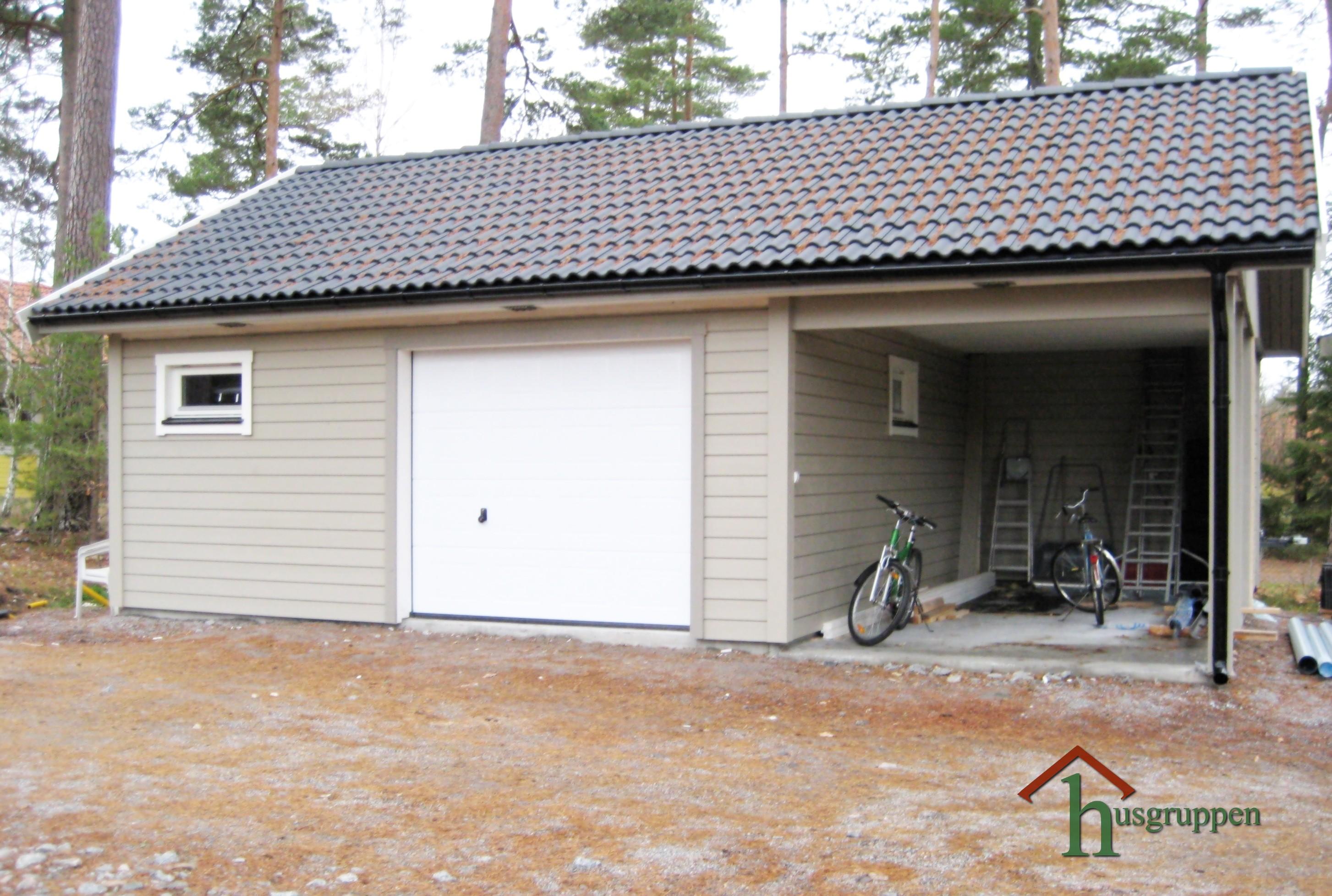 Garage/Carport 58 m²