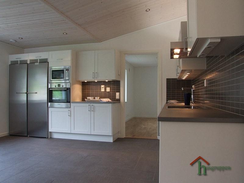 Enplanshus 139 m²