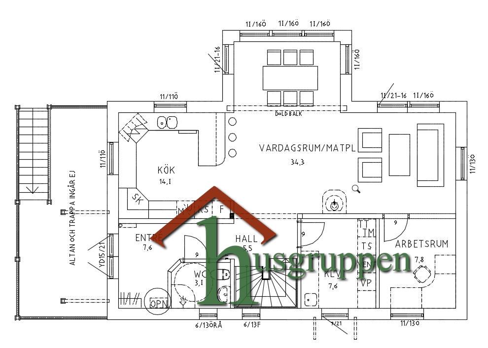 2-planhus 163 m²