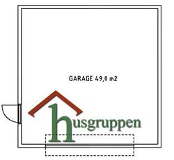 Garage 49 m²