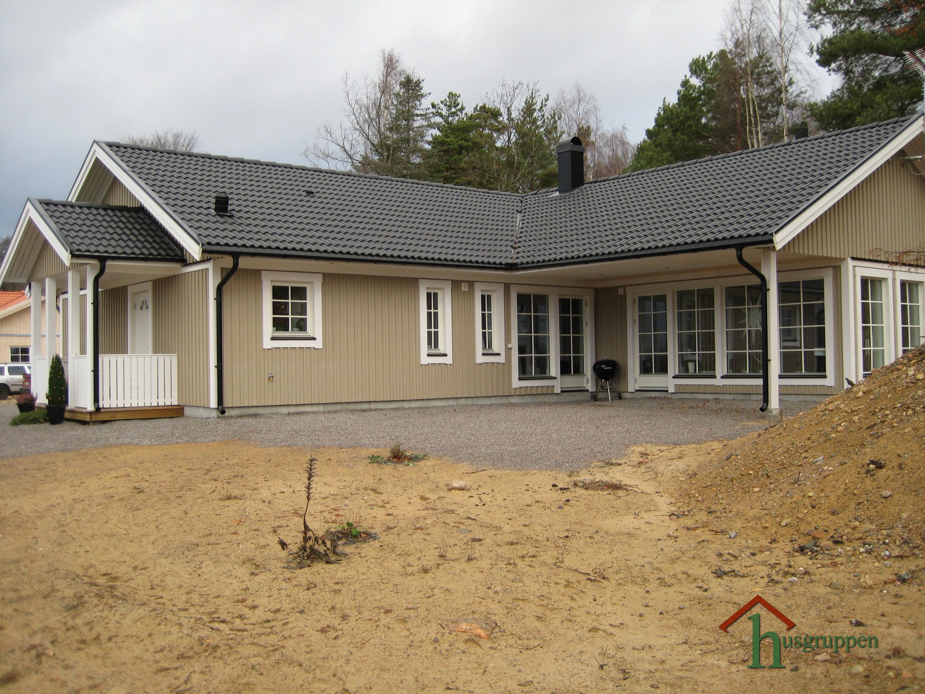 Enplanshus 142 m²