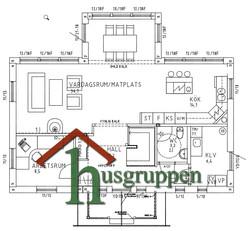 2-planshus 167 m²