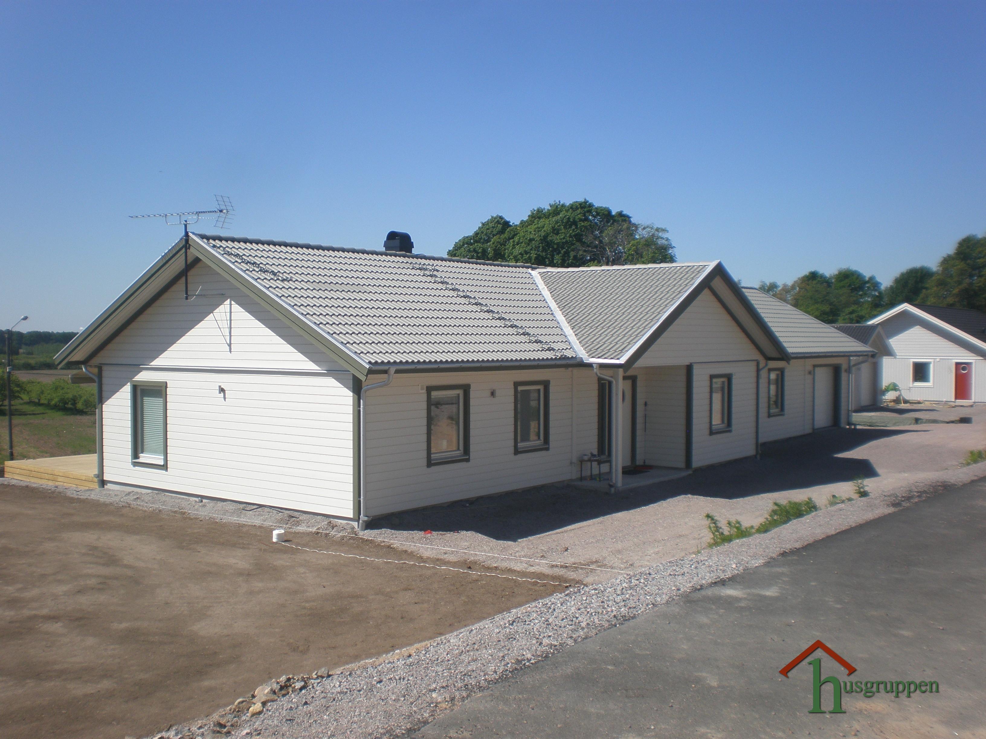 Enplanshus 158,5 m²