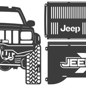jeep xj fire pit parts.JPG