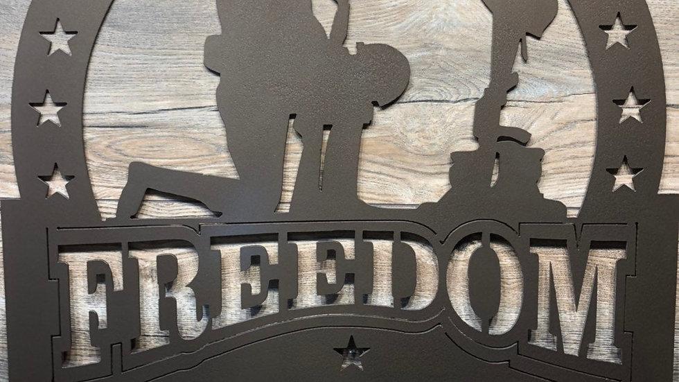 Freedom Isnt Free Art