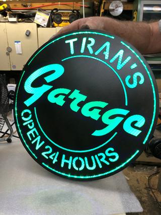 Trans Garage