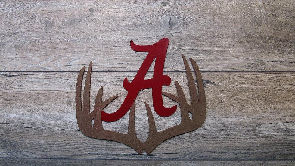 Alabama and Hunting wall art