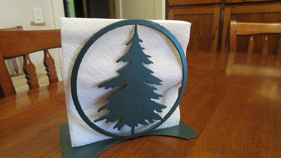 Christmas Tree Napkin Holder/Letter Holder