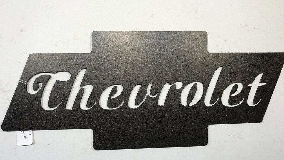 Chevrolet bow tie