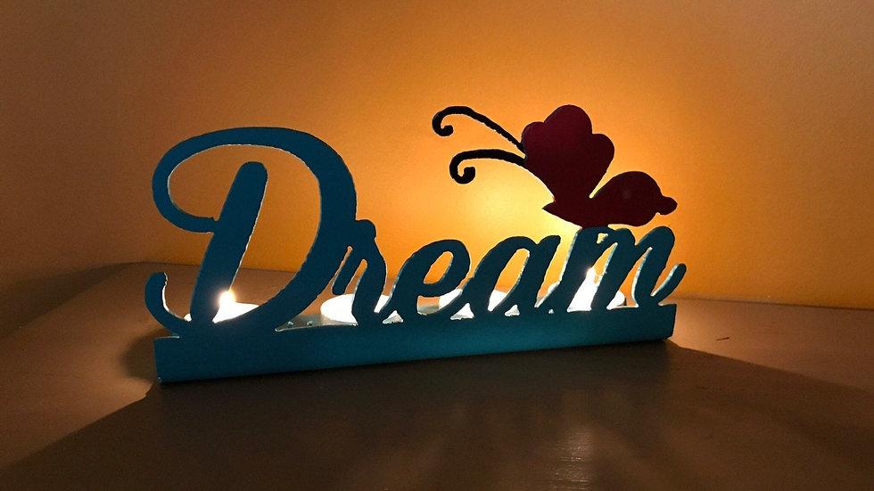 Dream Tea Candle Holder