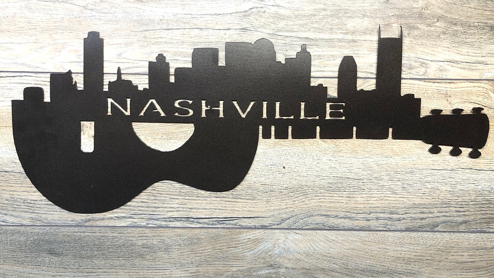 Nashville Guitar Scene