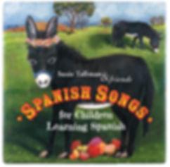 spanish songs for children larning spanish