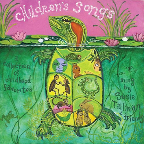 Children's Songs, A Collection of Childhood Favorites CD