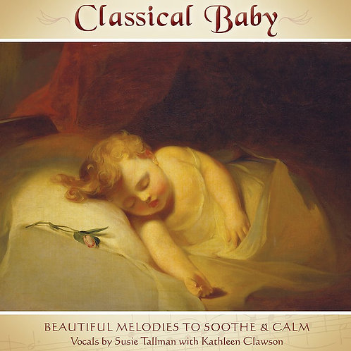 Classical Baby CD