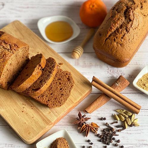 Honey & 8 spices bread - Pain d'épices
