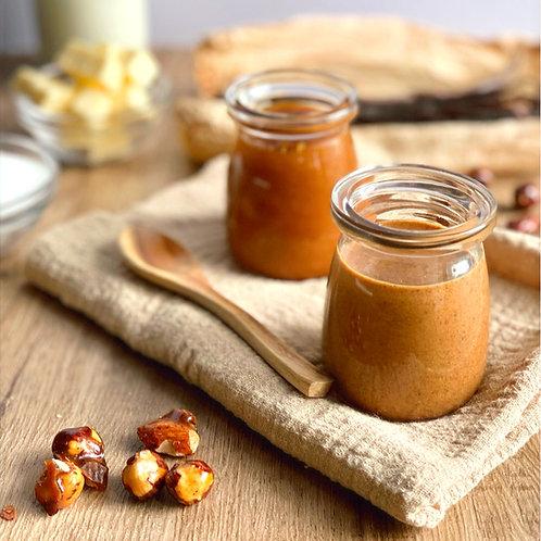 Almond & Hazelnuts Praline paste - 100 g