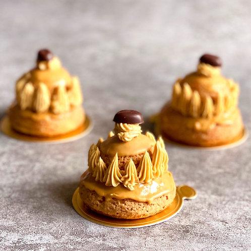 Coffee religieuses - Religieuses au café - 6 pièces
