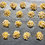 Thumbnail: 12 pieces - Chouquettes according to Philipe Conticini's recipe
